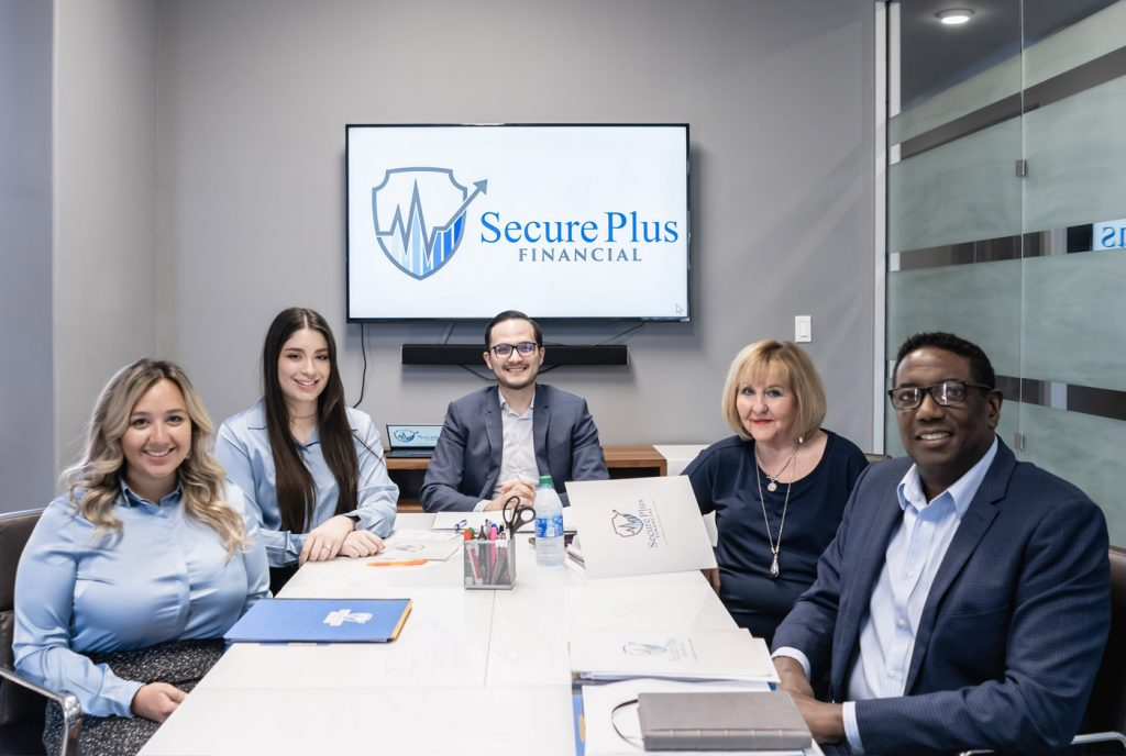 Secure Plus Financial Team doing Tax Preparation in Brownsville Texas